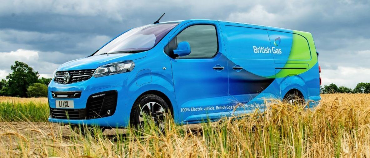 Opel Sister Vauxhall Takes Largest UK Commercial EV Order From British Gas