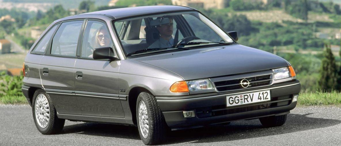 30 Years Opel Astra: Compact Bestseller and Ambassador of Change
