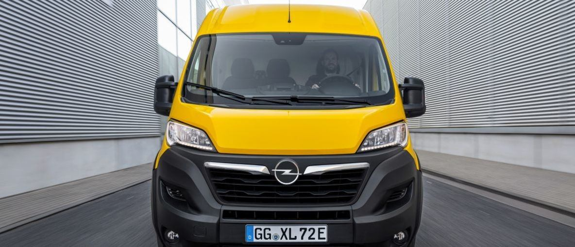 New Movano and Movano-e Take Opel to Top of Large Van Class