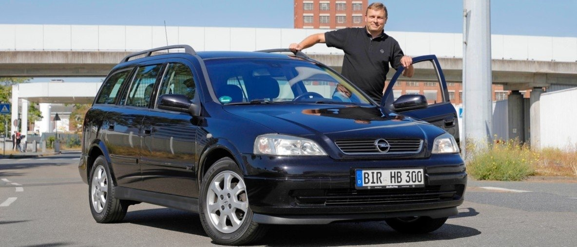 Super-Astra Joins Opel Classic Collection