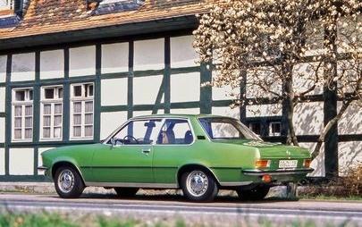 Opel Rekord D: Rüsselsheim Millionaire Celebrates 50 Years