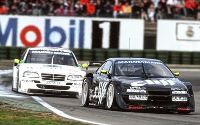 25 Years Ago: Opel Wins World Touring Car Championship with Calibra
