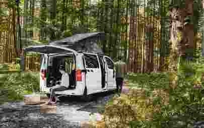 New Camper: Opel Zafira Life Now Available as Crosscamp Lite