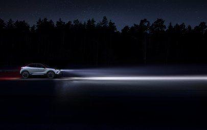 Real Highlight: New Opel Mokka with IntelliLux LED® Matrix Light