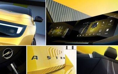 Electrifying: Opel Gives First Glimpse of Future Astra
