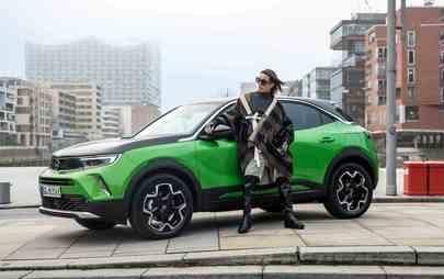 Style Experts Love the New Opel Mokka