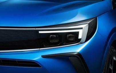 New Opel Grandland with Bold Design, Digital Cockpit and High-Tech