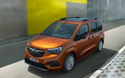 Available to Order Now: New Opel Combo-e Life