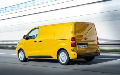 "New Opel Vivaro-e: ""E"" for Emissions-Free Deliveries"