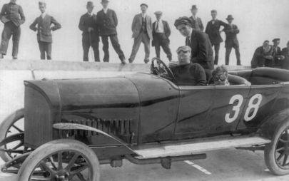 100 Years Ago: Cars Raced for First Time on Opel Rennbahn